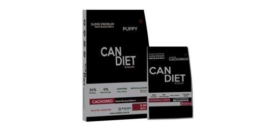 Candiet Super Premium Cachorros